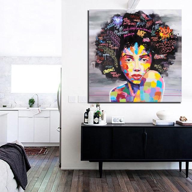 american Black nude women african art