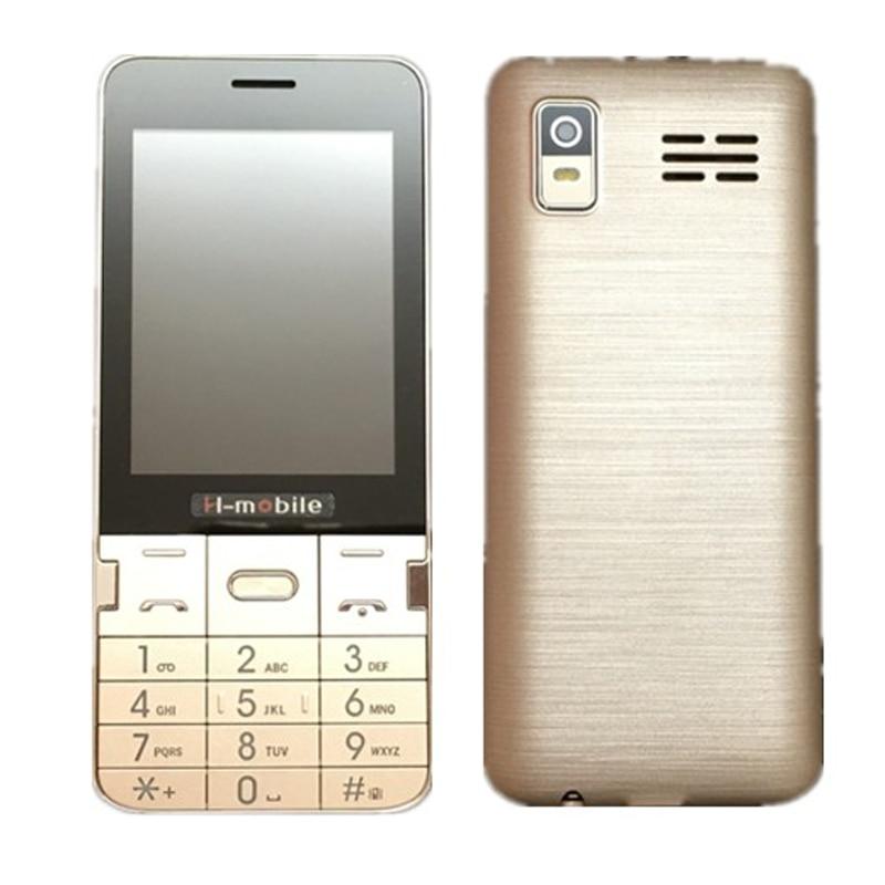 H Mobile T2 Phone with Dual SIM Card Bluetooth Flashlight MP3 MP4 FM Camera2 8 inch