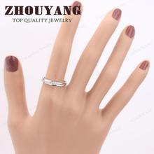 Rose Gold Color Jewelry Ring Full Sizes