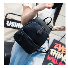 New Fashion Casual PU Leather Women Backpack