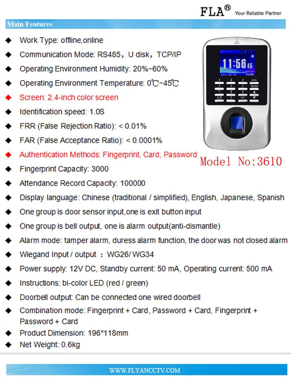 3610 Catalogue