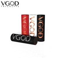 Оригинальный электронная сигарета VGOD Pro мех Mod 510 нитки танк распылителя Испаритель механический электронные сигареты Vape