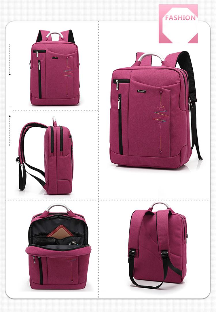 Cool للمراهقين حقائب التجارية 6