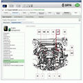 Newest Auto repair software 2010 Vivid Workshop data ATI with English for European cars Free shipping