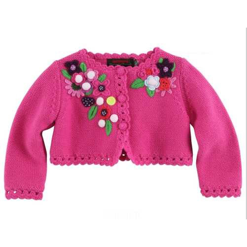 ФОТО hot 2016 new autumn&winter catimini european&american wind original children cardigans, girls lovely boutique brand sweatercoat