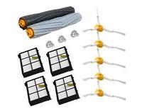 Debris Extractor Brush Hepa Filter Side Brush Screws Kit For IRobot Roomba 800 Series 860 864