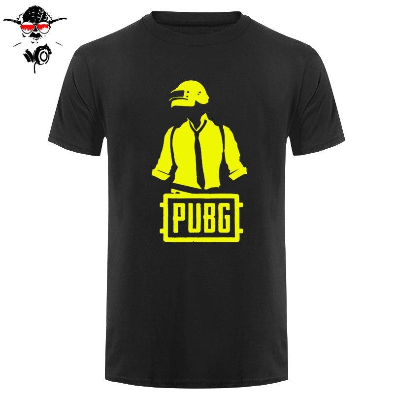 Cool Playerunknown S Battlegrounds T Shirt Large Size: New PUBG TShirt Playerunknowns Battlegrounds Gaming Tees