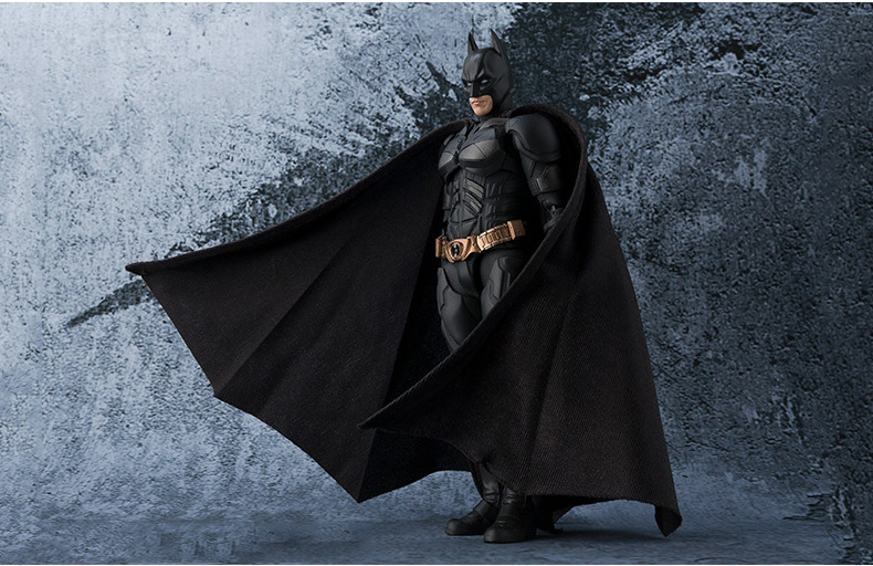 DC Batman The Dark Night Action Figure Toys Figurals Brinquedos Collection Model Gift