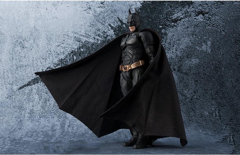 DC Batman The Dark Night Action Figure Toys Figurals Brinquedos Collection Model Gift