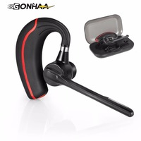 2018 New Bluetooth Headset Wireless Hands Free Bluetooth Headset Version 4 1 Noise Canceling Bluetooth Earphone