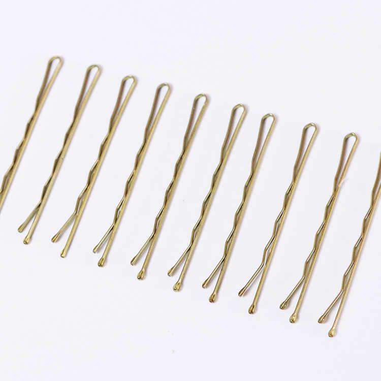 Conjunto 1 10 metal Minimalista vento doce palavra lado bangs clipe hairpin hairpin Cruz de ouro Retro