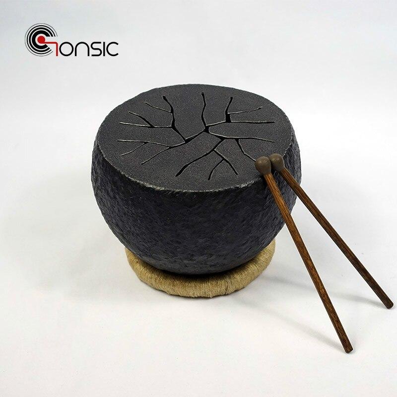 Tambours à main en acier Grandmaster du japon à la main