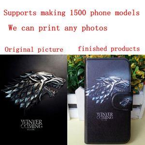 Image 5 - שקית טלפון DIY תמונה מותאמת אישית מותאם אישית תמונה כיסוי flip נרתיק עור PU עבור סמסונג S5 S6 S7 S8 קצה בתוספת הערה 3 4 5