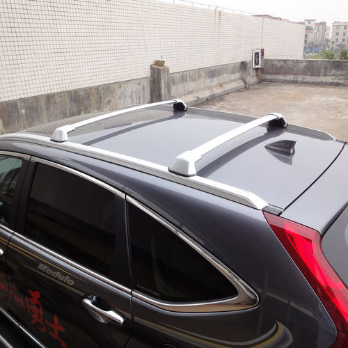 Pcs Aluminium Fit For Honda Crv Cr V Baggage Luggage Roof