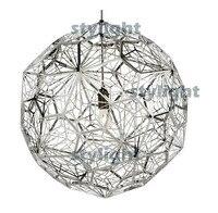 Etch веб подвесной светильник Спальня гостиной Лампы для мотоциклов современный дизайн освещения