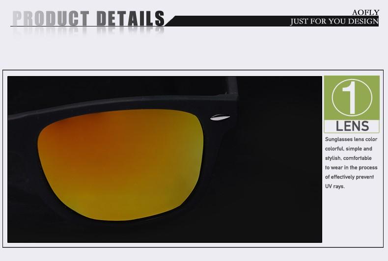 HTB1qcm9LpXXXXawXXXXq6xXFXXXs - AOFLY Fashion Sunglasses Men Polarized Sunglasses Men Driving Mirrors Coating Points Black Frame Eyewear Male Sun Glasses UV400