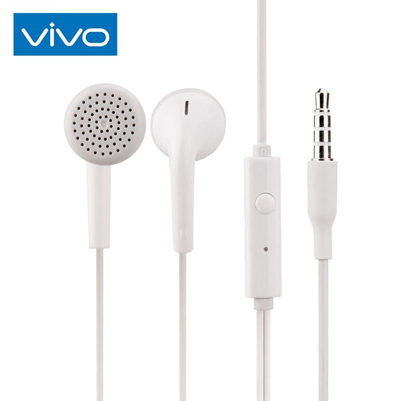 Original VIVO XE100 Earphone with Microphone For VIVO OPPO Xiaomi MI Huawei iphone Smartphone goowiiz серый vivo y69