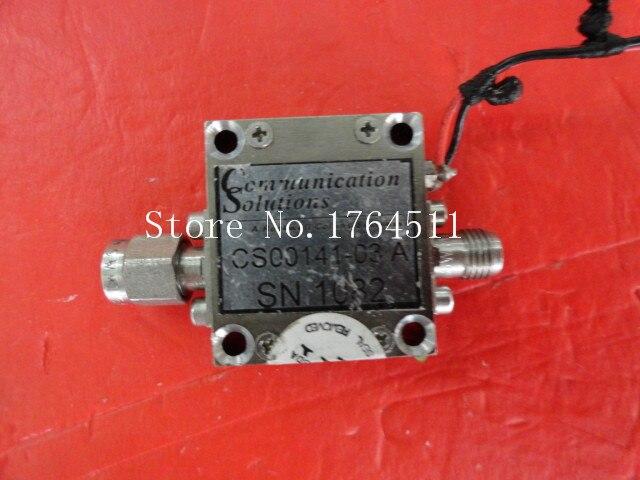 [BELLA] The Supply Of CS CS00141-03A Amplifier SMA