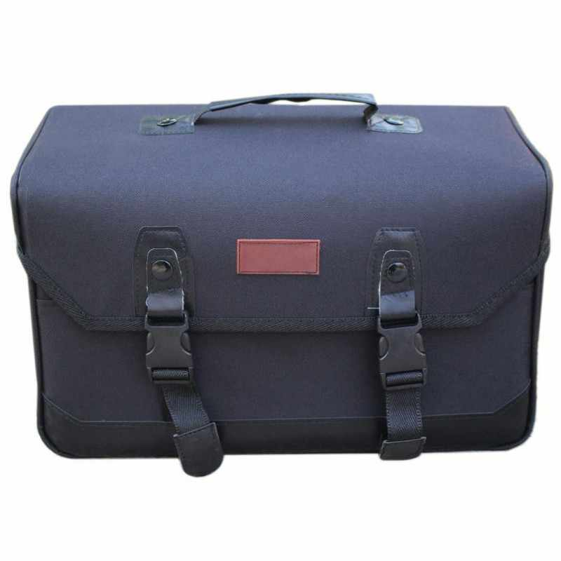 Tool bags canvas Large Capacity Top Wide Mouth Electrician bags Travel bag instrument case hardware bag kit