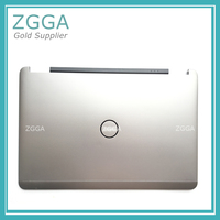 Genuine New For DELL E7240 Lcd Rear Lid Back Cover Top Case Shell Silver With Cable