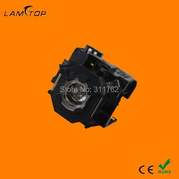 Lamtop  Replacement  projector Lamp ELPLP41 with Housing for  Projectors EB-X5 EB-S5 free shipping free shipping lamtop projector lamp with housing mc jgl11 001 for x1263
