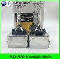 1 Par D3S ESCONDEU Faróis Substituição HID Xenon d3s Lâmpadas dos faróis 12 v 35 w lâmpadas hid 4300 K 6000 K 8000 K 10000 K