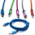 USB 3.1 Type-C Charger Cable Data Sync Cord for Meizu Pro 5 6 OnePlus 2 3 XiaoMi mi4c mi5s NEXUS 5X 6P LG G5 Huawei P9 Nova Plus