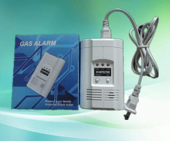 Gas leak detector gas detector alarm carbon analyzer co - Detector co2 domestico ...