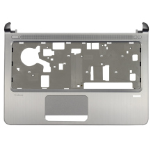 New Original For Hp ProBook 430 G3 Palmrest With Touchpad keyboard Bezel Top Cover Upper Case Silver laptop Top cover 826394-001 gzeele new for dell for latitude e6520 palmrest upper case keyboard bezel laptop top cover with touchpad black
