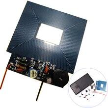DIY Kit Simple Metal Detector Metal Locator 3V   5V DC