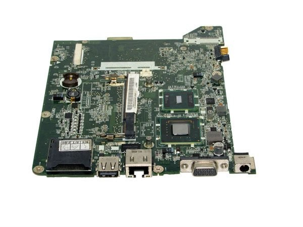 DA0ZG5MB8F0 MBS0506001 laptop motherboard for ACER ASPIRE ONE ZG5 A110 A150 N270 cpu sound usb board