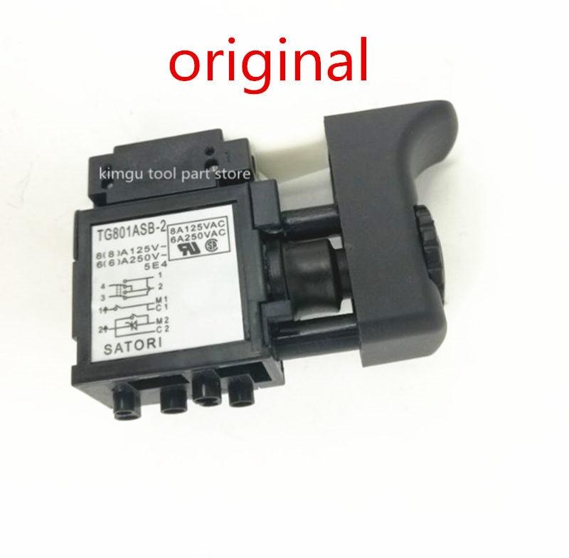 Genuine SWITCH For Hitachi 321632 D10VH D10VC2 DV16V FDV16VB2 Hammer Drill