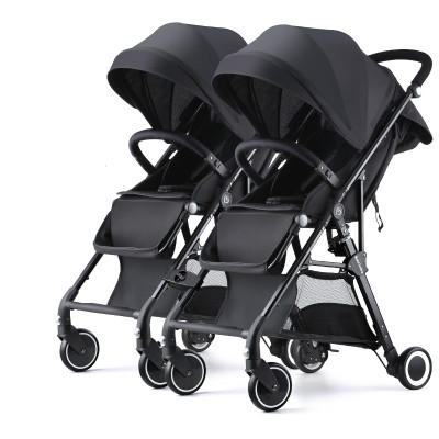 High Landscape Twin Baby font b Stroller b font Detachable Lightweight Lounger Available font b Double