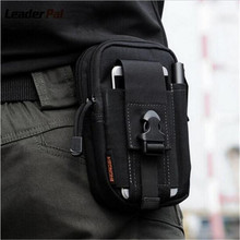military male multi-function phone bag hanging bag chest package girl New Male Waist pack nylon waterproof oxford Female bag