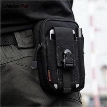 Masculino militar de múltiples funciones del teléfono del bolso colgante bolsa paquete de pecho de la muchacha Nuevo Macho paquete de La Cintura de nylon impermeable de oxford Femenino bolsa