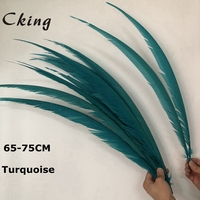 100Pcs/Lot 25 30 Inch Natural golden Pheasant Tail Feathers for Crafts Wedding Decorations lady amherst Pheasant Feather Plumes