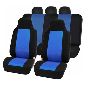 Image 2 - Car Seat Covers Full Automobiles Seats Covers Cheap Four Seasons Universal Car Interior Accessories Seat Protector For Car