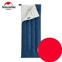 Naturehike Ultralight Portable Envelope Cotton Outdoor Camping Sleeping Bag NH19S015 D