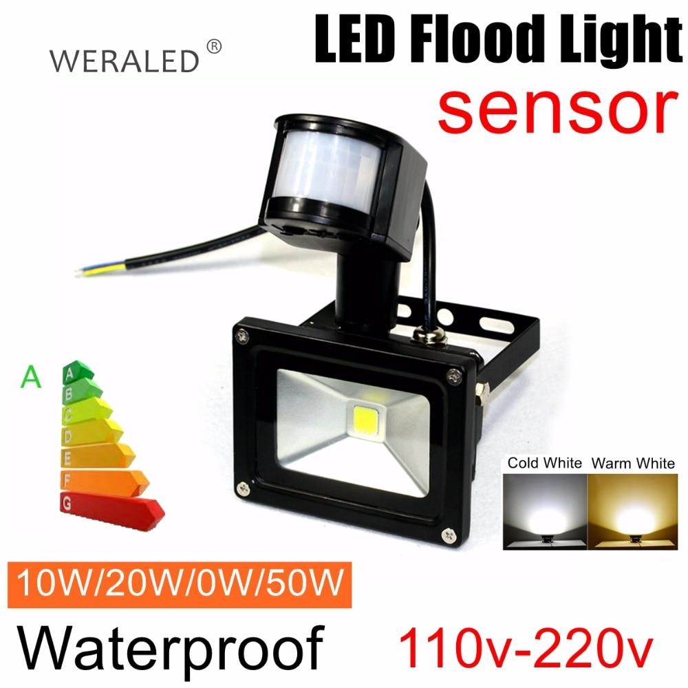 50W COB LED Flood Light Spot Lamp Waterproof Outdoor Garden Yard Lamp 110//220V