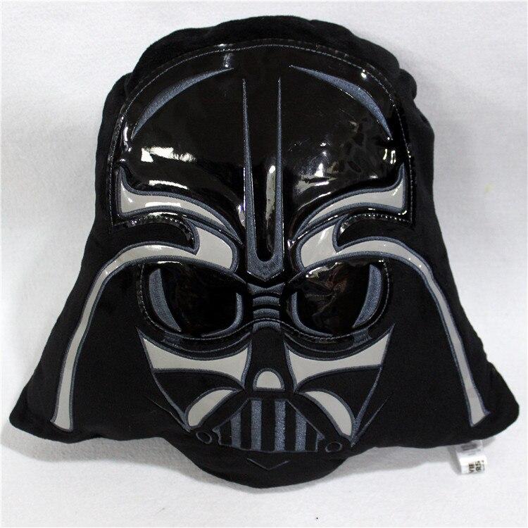 1 piesă 35cm războaie star Darth Vader Plush Jucării pernă Doll - Păpuși și jucării umplute