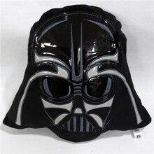 1 stycke 35cm stjärnkrig Darth Vader Pussel Leksaker kudde Doll För barn Gåvor och födelsedag
