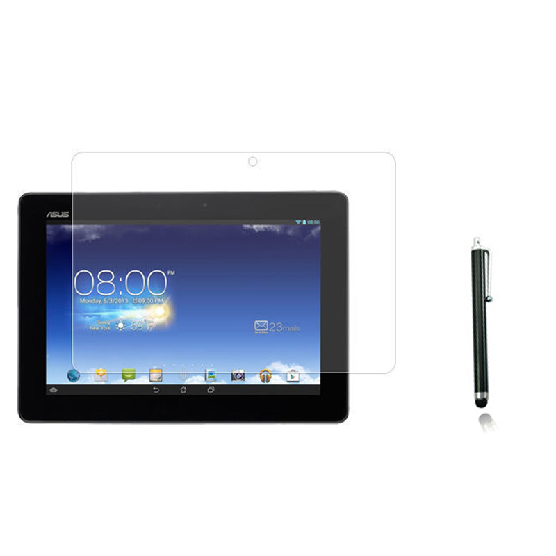 New Anti Glare Matted Screen Protector Films Protective Matte Film Guards 1x Stylus For ASUS MeMO