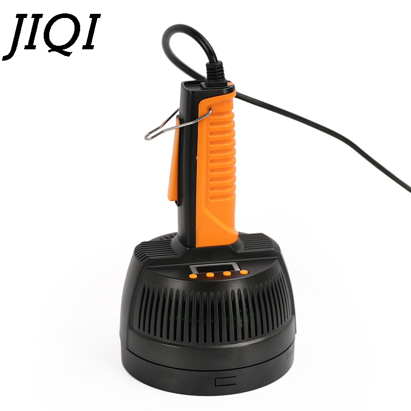 JIQI Microcomputador Máquina de Selagem de Indução Eletromagnética de Mão-held 20-100mm da folha de alumínio Tampa de Garrafa de Plástico Selador capper