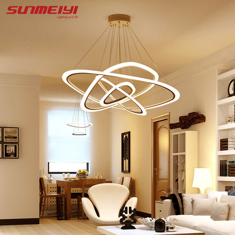 LED Pendant Lights Hanging Lamp lamparas de techo colgante moderna For Loft Lamp Fixture lustre pendente