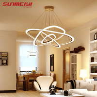LED Pendant Lights Hanging Lamp lamparas de techo colgante moderna For Loft Lamp Fixture lustre pendente Dining room Lights