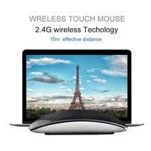 Wireless Arc Touch Computer Mouse