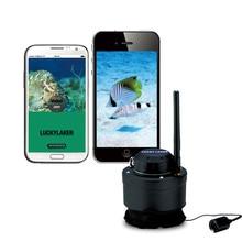 Luckylaker беспроводная Wifi подводная камера для рыбалки видео рыболокатор рекордер по мобильному телефону приложение FF3309