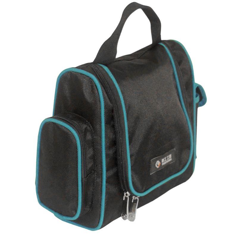 Hardware Machinist Toolkit Handbag Waterproof Oxford Cloth Multi Zipper Organize Pockets Storage Pouch Portable Electrician