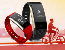 Homens do Sono Pulseira Atividade APLICATIVO Rastreador GPS de Freqüência Cardíaca de Fitness Mulheres Relógio Inteligente Bluetooth Relógios de Ciclismo Poliesportiva Braçadeira