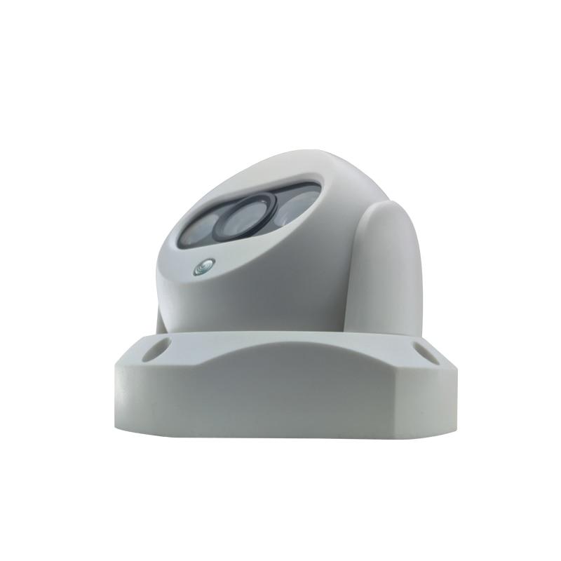 цена на Indoor Dome Network IP Camera Onvif H.264 720P 1MP Monitor CCTV Night Vision Infrared P2P